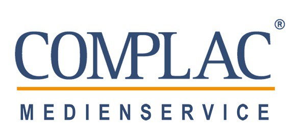 Logo COMPLAC | COMPLAC Medienservice GmbH