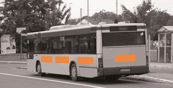 Bus Banner | COMPLAC Medienservice GmbH