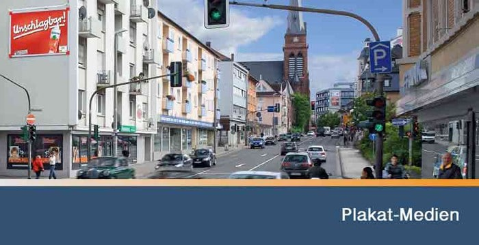 COMPLAC Plakat-Medien | COMPLAC Medienservice GmbH