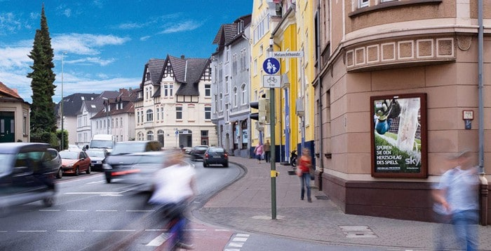 City ad | COMPLAC Medienservice GmbH